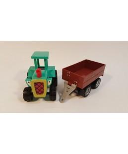 BOB BUDOWNICZY - Traktor Travis + przyczepa