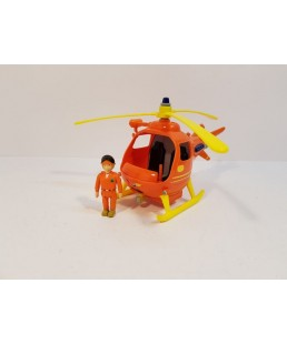 STRAŻAK SAM - Helikopter