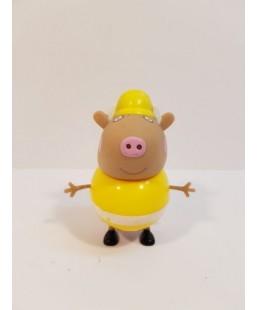 Świnka Peppa - Figurka Pan Byk