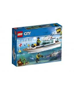 LEGO City - Jacht 60221