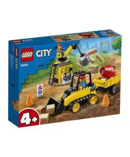 LEGO City - Buldożer budowlany 60252