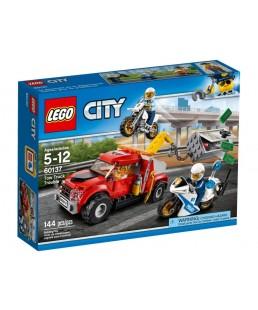 LEGO City - Eskorta policyjna 60137