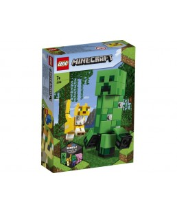 LEGO Minecraft - BigFig Creeper i Ocelot 21156